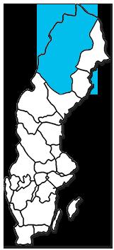 norrland karta